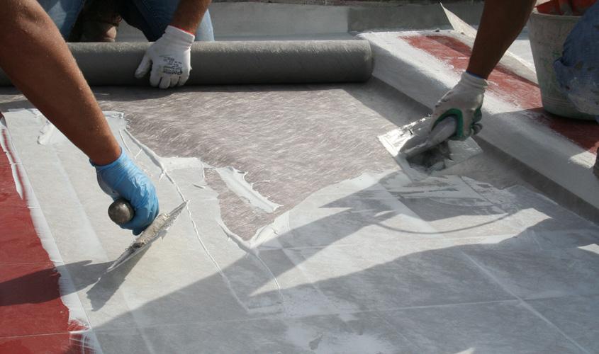 Stunning Impermeabilizzazione Terrazzo Guaina Bituminosa O ...