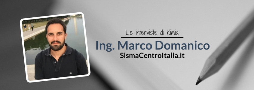 Intervista all'Ing. Marco Domanico