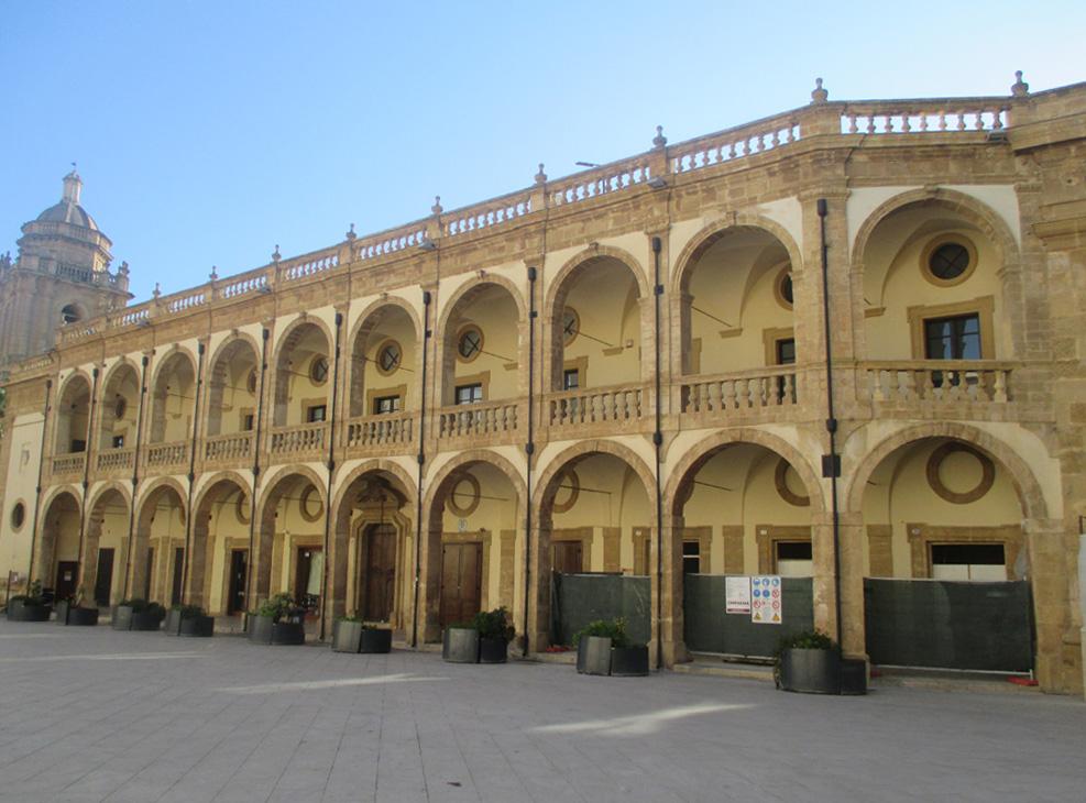 Seminario Vescovile di Mazara del Vallo, consolidamento statico