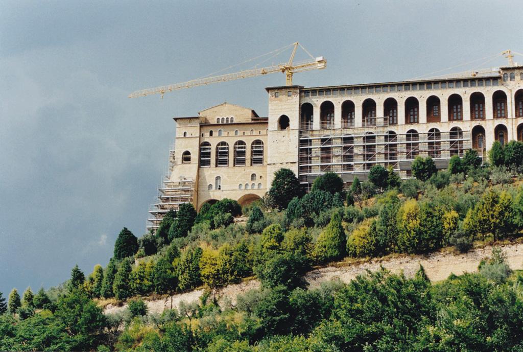 Restauro e consolidamento strutturale del Sacro Convento di Assisi