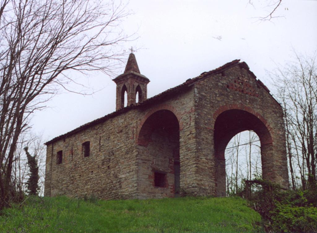 Consolidation of the Church of San Vito in Morsasco