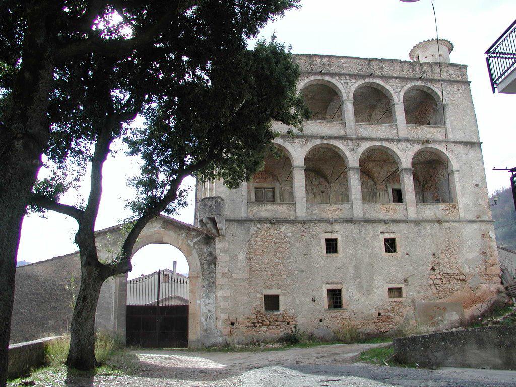 Palazzo Campagna, Mendicino (CS)