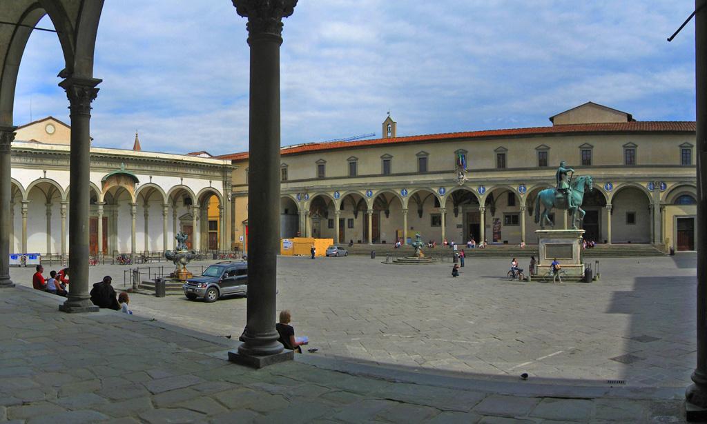 Museo Degli Innocenti (MUDI), Firenze