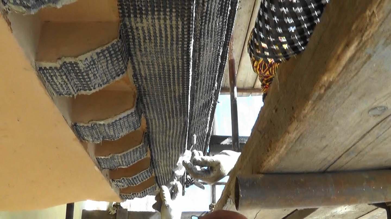 Rinforzo con tessuti in carbonio bidirezionali nei balconi di via Pigafetta - foto 3