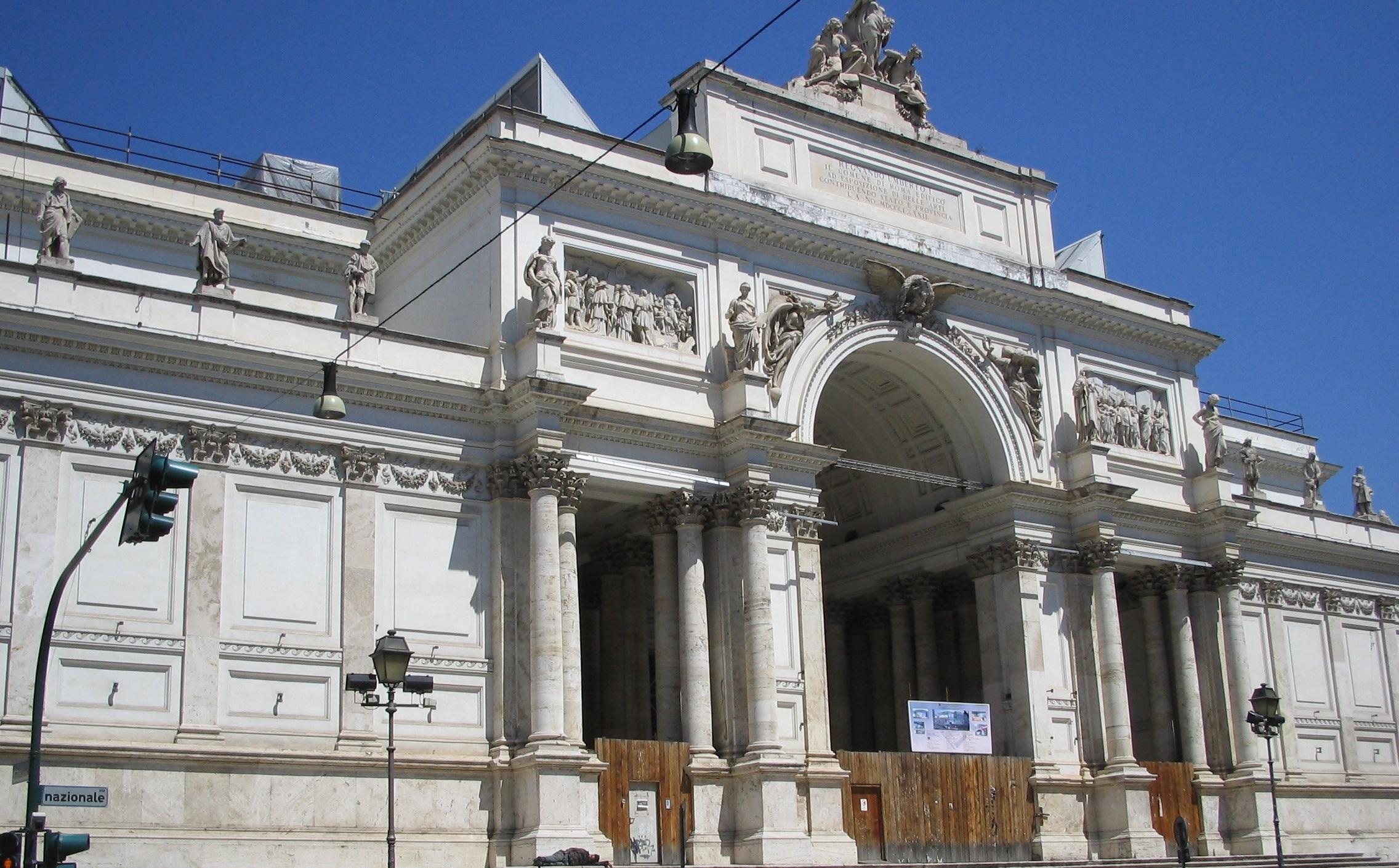 Palaexpo, Roma