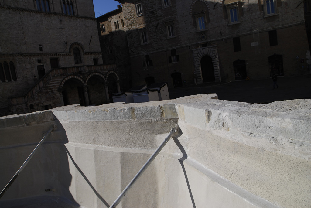 Waterproofing of the upper basin of the Fontana Maggiore - pic 8