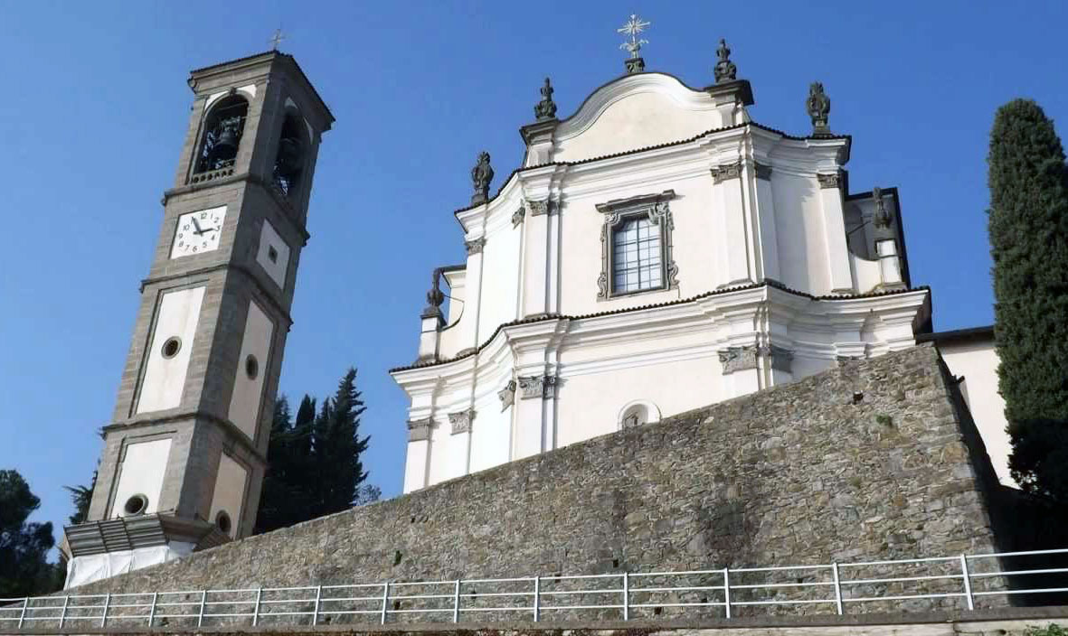 The bell tower restoration of S.Michele Arcangelo Church in Mapello (Bergamo)