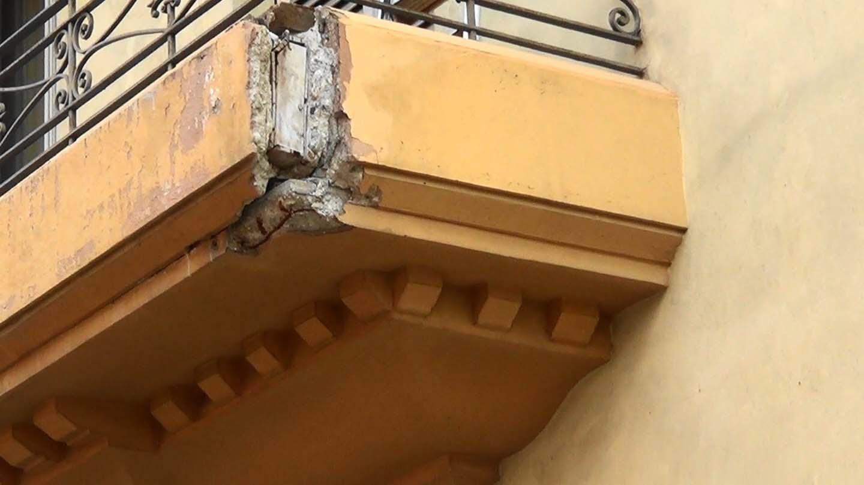 Balcone in via Pigafetta - foto 1