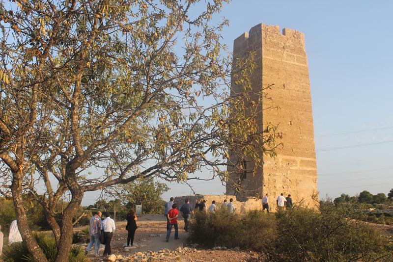 Consolidación de la Torre Bofilla de Bétera