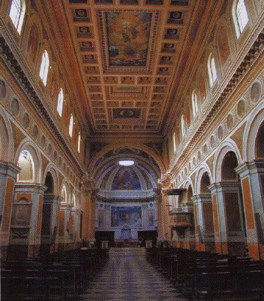 Duomo di Palestrina, Roma