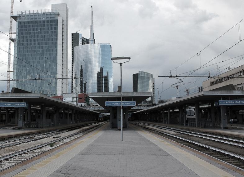 Stazione FS Porta Garibaldi, Milano