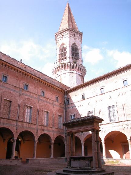 Basilica di San Pietro, Perugia