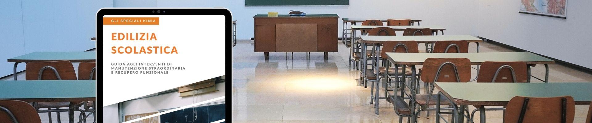 Edilizia scolastica: guida agli interventi di manutenzione straordinaria e recupero funzionale