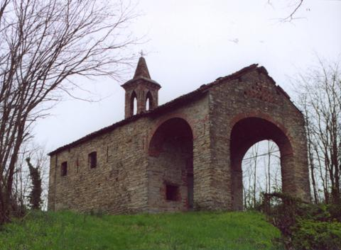 Consolidation of the Church of San Vito in Morsasco