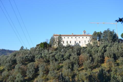 Ex scuderie della Rocca di Sant'Apollinare, Marsciano (PG)