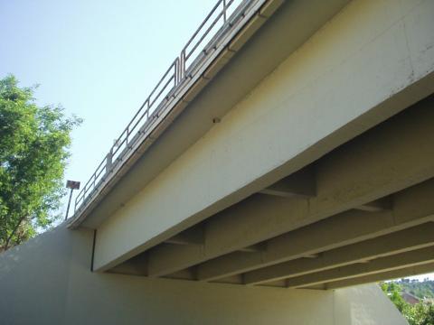 Manutenzione ponte su SS106, Catanzaro