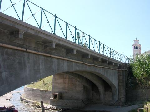 Ponte sul fiume Gafaro, Belvedere Marittimo (CS)