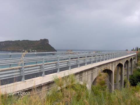 Ponte Fiuzzi, Praia a Mare (CS)
