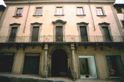 Palazzo Lambardi, Arezzo