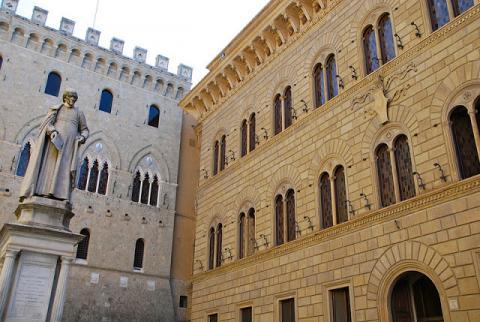 Palacio Spannocchi, Siena