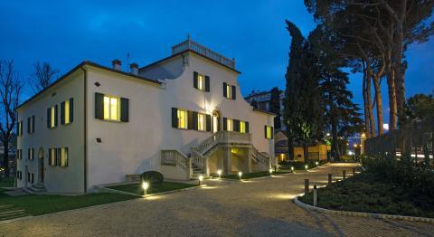 Villa Manzoni, Dogana (Repubblica di San Marino)