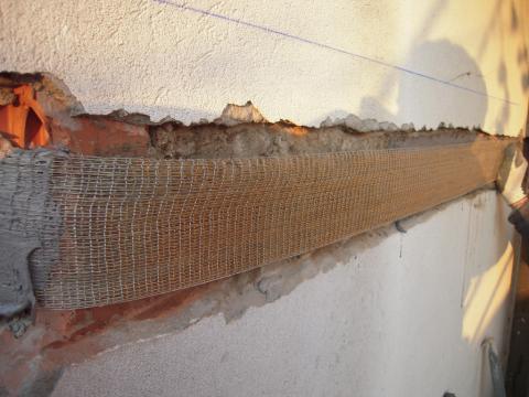 Consolidamento strutturale residenza privata, Marsciano (PG)