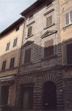 Palazzo Tavarnesi, Monte San Savino (AR)